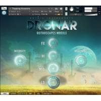 Gothic Instruments DRONAR Guitarscapes (Serial Download)