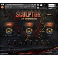 Gothic Instruments SCULPTOR Live Impacts Module (Serial Download)