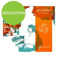 iZotope Neutron 3 Standard Mixing Suite EDUCATION (Serial Download)