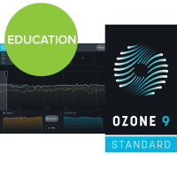 iZotope Ozone 9 Standard EDUCATION (Serial Download)