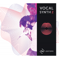 iZotope Vocal Synth 2 Upgrade From Vocal Synth 1 (Serial Download)