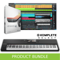 Native Instruments Komplete Kontrol S88 MK2 & Studio One Pro 4 Bundle