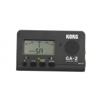 Korg GA-2 Limited Edition Matte Grey Guitar/Bass Tuner