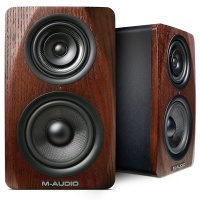 M-Audio M Audio M3-6 Three Way Active Studio Monitor - Single