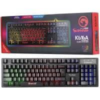 Marvo Scorpion K616A 3 Colour LED USB Gaming Keyboard