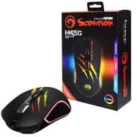 Marvo Scorpion M425G USB Gaming Mouse RGB LED Programmable
