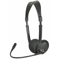 AV Link Multimedia Headset with Boom Microphone - Pack of 20