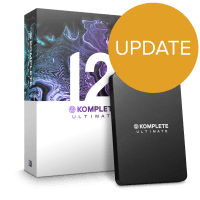 Native Instruments Komplete 12 Ultimate UPDATE from K8-11 ULT (Boxed)