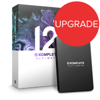Native Instruments Komplete 12 Ultimate UPG from K12-Select (Boxed)