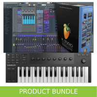 Inta Audio Native Instruments Kontrol M32 & FL Studio 20 Signature Bundle