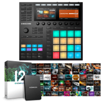 Native Instruments Maschine MK3 & Komplete 12 Bundle
