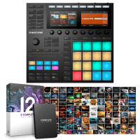 Native Instruments Maschine MK3 & Komplete 12 ULTIMATE Bundle