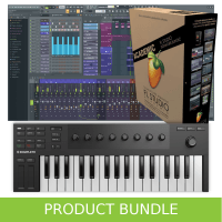 Inta Audio NI Komplete Kontrol M32 & FL Studio 20 Signature EDUCATION Bundle