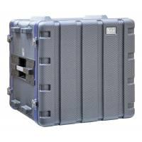 NJS ABS Heavy Duty Rack Case 10U