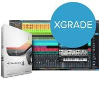 PreSonus Studio One 4 Pro XGRADE from Qualified DAW (Serial Download)