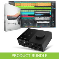 PreSonus Studio One Pro 4.6 & NI Komplete Audio 2 Audio Interface