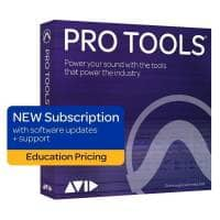 Avid Pro Tools 2020 Annual Subscription Renewal EDUCATION (Serial Download)
