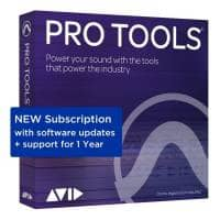 Avid Pro Tools 2020 Annual Subscription (Serial Download)