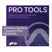 Avid Pro Tools 2020 Upgrade & Support Renewal 1-Year EDU (Serial Download)