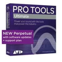 Avid Pro Tools ULTIMATE 2020 Perpetual License with Annual Upgrade Plan (Serial Download)
