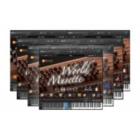 PSOUND World Musette Virtual Instrument (Serial Download)