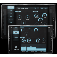 Relab Development Relab VSR S24 – Digital High-End Pro Reverb (Serial Download)