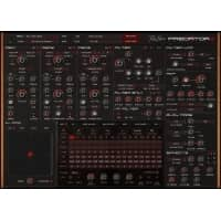 Rob Papen Predator 2 UPGRADE from Predator 1 (Serial Download)