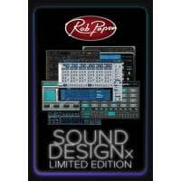 Rob Papen Sound Design-X Bundle (Serial Download)