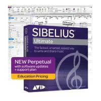 Avid Sibelius Ultimate 2020 Perpetual Licence Education (Serial Download)
