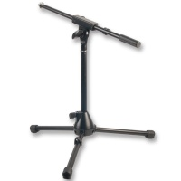 Pulse Small Mini Boom Microphone Stand for kick drum, Snare or Guitar Amps