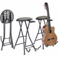 Stagg GIST-350 Foldable Guitar Stool+Stand
