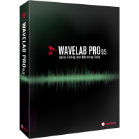 Steinberg WaveLab Pro 9 & free upgrade to 9.5