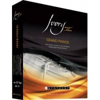 Synthogy Ivory II - Grand Pianos UPGRADE From Ivory I (Serial Download)