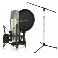 Tannoy TM1 Condenser Microphone & Microphone Stand
