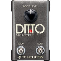 TC-Helicon TC Helicon Ditto Mic Looper