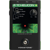 TC-Helicon TC Helicon Voicetone D1 - Doubling and Detune Stompbox