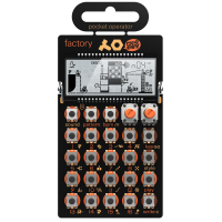 Teenage Engineering PO-16 – 'Factory' (Pocket Operator)
