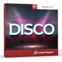 Toontrack Disco EZKeys Midi Piano/Keyboard Samples (Serial Download)