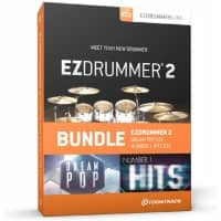 Toontrack EZdrummer 2 Modern Pop Edition (Serial Download)