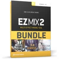 Toontrack EZMix 2 Metal Allstars 3 Pack (Serial Download)
