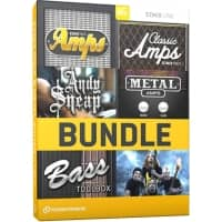 Toontrack EZmix 2 Rock & Metal Guitar 6 Pack (Serial Download)