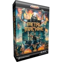 Toontrack EZX - Metal Machine EDUCATION (Serial Download)