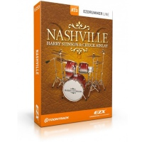 Toontrack EZX Nashville - EZ Drummer Expansion (Serial Download)