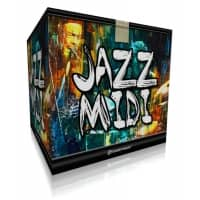 Toontrack Jazz MIDI (Serial Download)