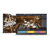 Toontrack SDX: The Rooms of Hansa EDUCATIONAL