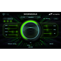 Zynaptiq Wormhole - Sci-Fi Audio Effects Processor (Serial Download)