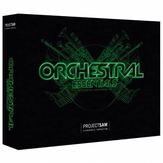 ProjectSAM Orchestral Essentials 1 (Serial Download)