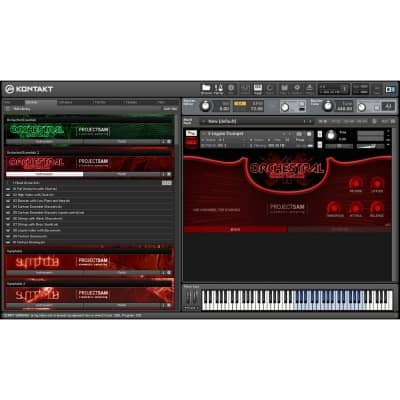 ProjectSAM Orchestral Essentials 2 (Serial Download)