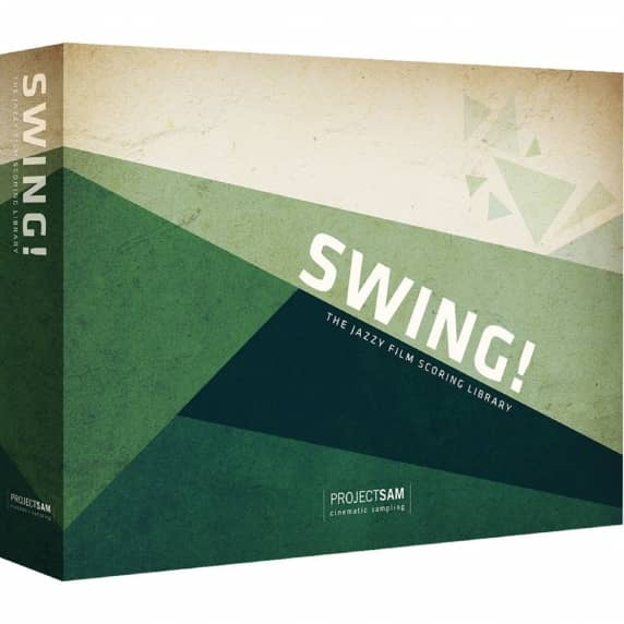 ProjectSAM Swing - Jazzy Film Scoring Library (Serial Download)