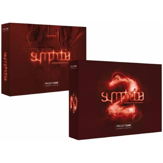 ProjectSAM Symphobia 1 & 2 Bundle (Serial Download)